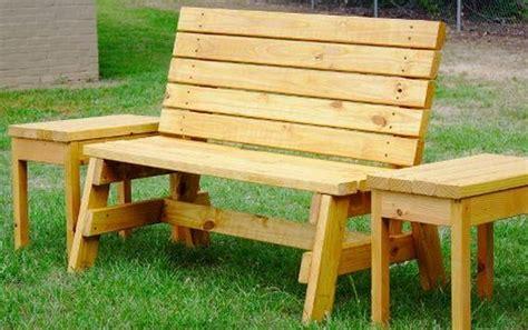 Diy Garden Bench by 77 Diy Bench Ideas Storage Pallet Garden Cushion Rilane
