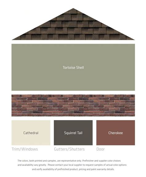 modern exterior paint colors for houses brown roofs lp and bricks