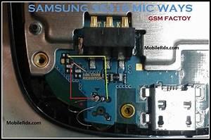 Samsung Gt-s5310 Mic Ways Problem Jumper Solution