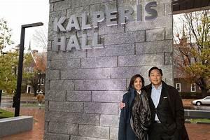 Bates announces $10 million gift from Elizabeth Kalperis ...  Bates