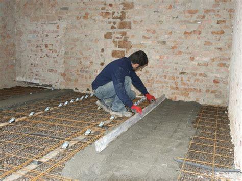 come coibentare un terrazzo isolare un pavimento isolamento come fare isolamento