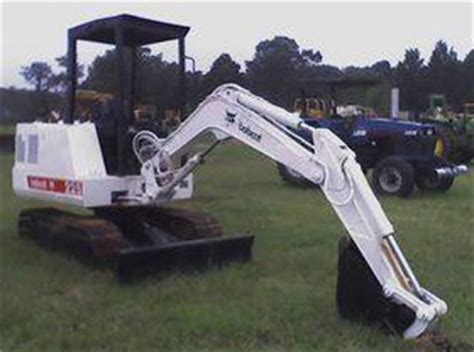 attachments specifications  bobcat  mini excavator