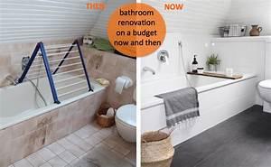 Bad Renovieren Ideen Günstig : badezimmer selbst renovieren vorher nachher design dots ~ Michelbontemps.com Haus und Dekorationen