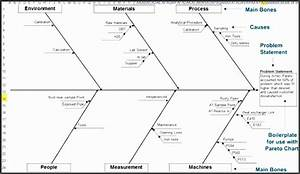 34 How To Create A Fishbone Diagram In Excel