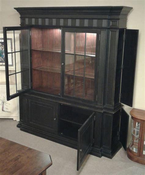 ethan allen black china delmarva furniture consignment
