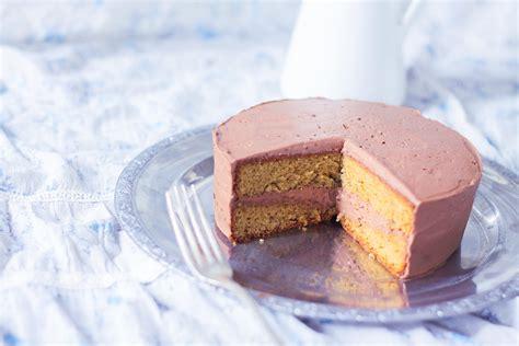 recette ganache montee chocolat g 226 teau pralin 233 avec ganache mont 233 e au chocolat pralin 233 par dollyjessy