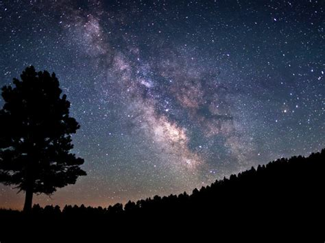 Milky Way Pictures From Earth Impremedia