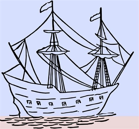 Ship Animation by Clipart Ship Animation