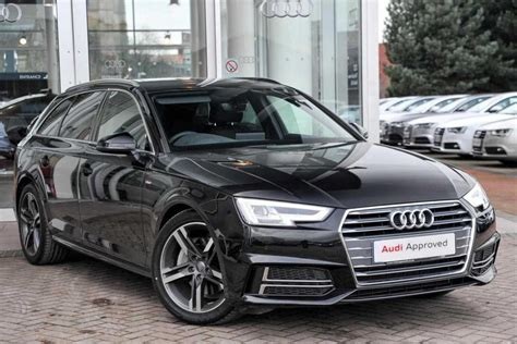 Used 2017 Audi A4 2.0 Tdi 190 S Line 5dr S Tronic For Sale