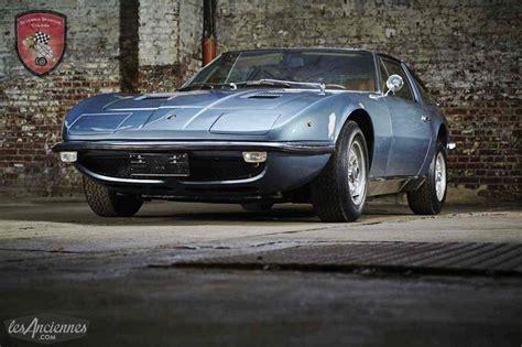 Maserati America by Maserati Indy 4 7 America 1972 Ventes Auto Les