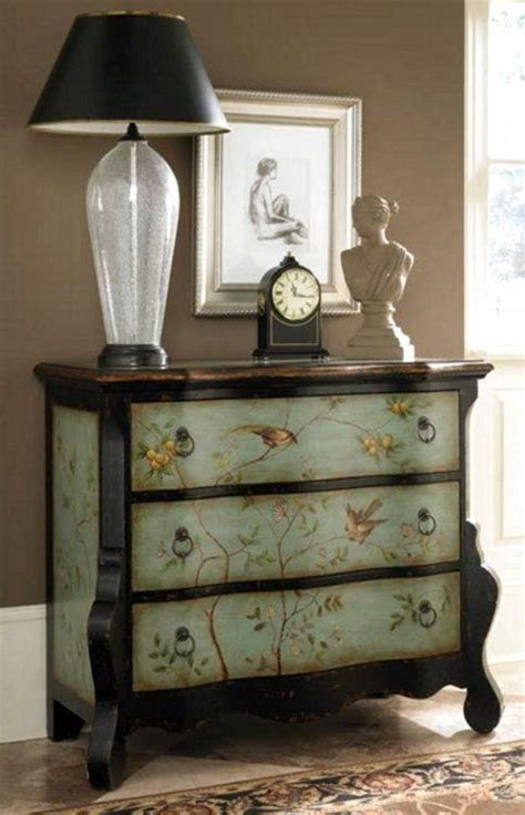hand painted furniture ideas  kreadiy diy ideas