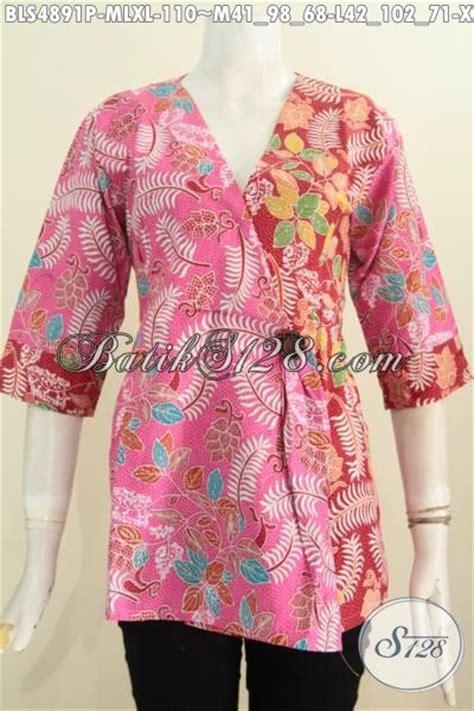jual pakaian batik kimono dengan motif dan