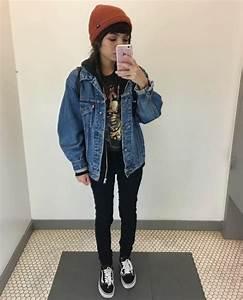 Jean jacket on Tumblr
