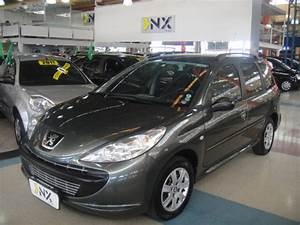 Peugeot 207 1 4 Xr Sw 8v Flex 4p Manual 2010  2011
