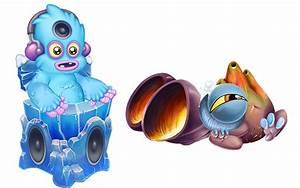 My Singing Monsters  Dawn Of Fire Update 1 10  U2013 Big Blue