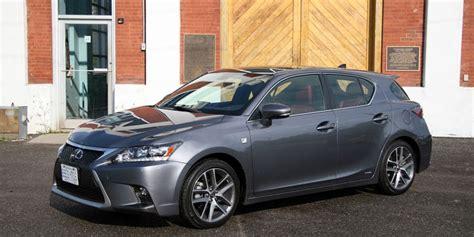 car review  lexus ct   sport driving