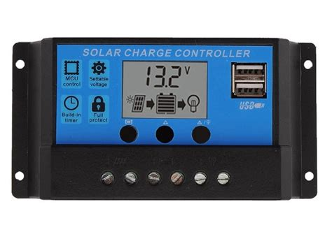 Solar Charge Controller Amp