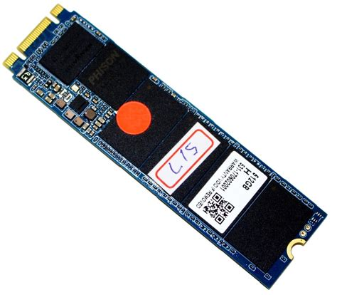 phison  gb  nvme pcie ssd preview