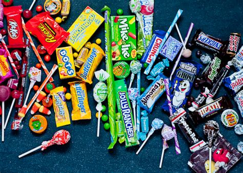 All Candies Names