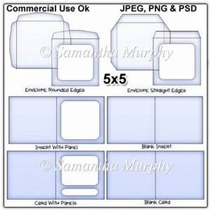 5x5 envelope card insert templates commercial use gbp3 for 5x5 envelope template
