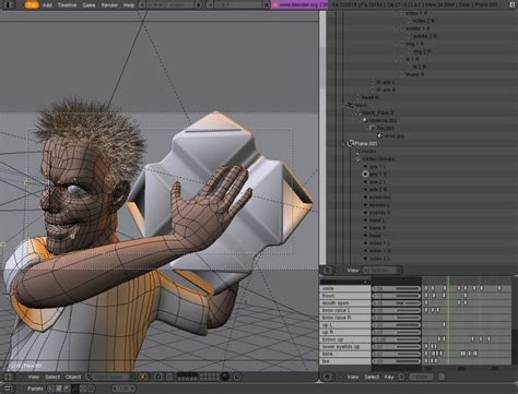Blender 3d : Download Blender To Create Animations, Visual Effects, 3d