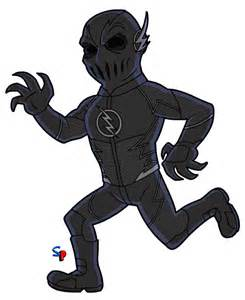 Zoom From Flash TV Series Coloring Pages
