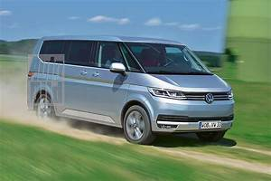 The VW Transporter Becomes A High Tech Van Tukos