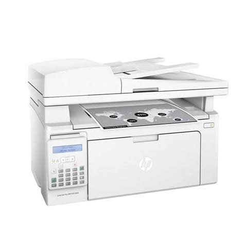 Hp laserjet pro mfp m130fn print professional documents from a range of mobile devices,1 plus scan, copy, fax, and help save energy with hp® pakistan. پرینتر چند کاره لیزری اچ پی مدل LaserJet Pro MFP M130fn