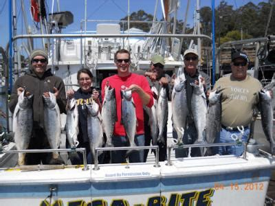 Charter Boats Monterey Bay by Monterey Bay Charters In Santa California Us