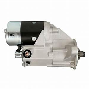 Genuine Starter Motor Fits Toyota Landcruiser 4 2l Diesel