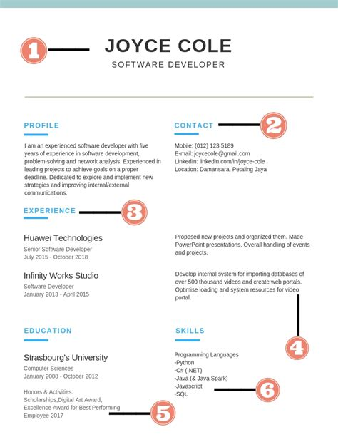 Resume Exles That Stand Out by 6 Tips To Make Your Resume Stand Out In 2019 Jobstore