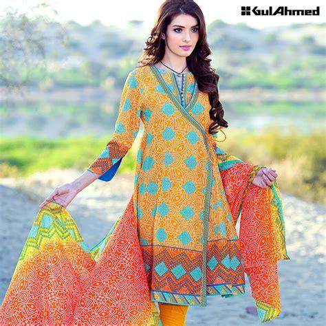 gul ahmed lawn latest prints  pakistani dresses