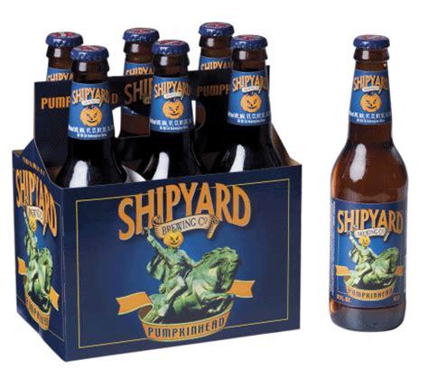 Dogfish Head Pumpkin Ale by Shipyard Pumpkinhead Ale Beer Of The Week Beer Universe