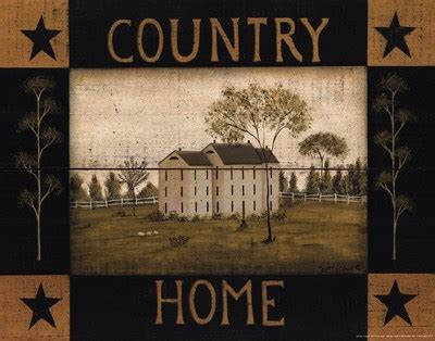 decorate  country home   art prints