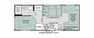 chateau class c motorhomes floor plans thor motor coach With toterhome floor plans