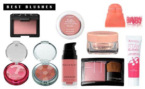 blushes  top blushes     makeup bag