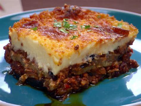 cuisine grecque moussaka recettes de cuisine grecque