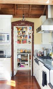 11, Ways, You, Can, Make, Open, Shelving, Work, In, Your, Pantry