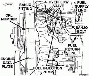 99 Dodge Cummins Wiring Diagram