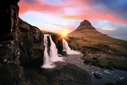 Iceland Desktop Background September Backgrounds Unsplash Mountains