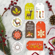 Free Vintage Rustic Christmas Gift Tags  The Diy Mommy