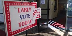 Where To Early Vote In North Central Florida – WUFT News