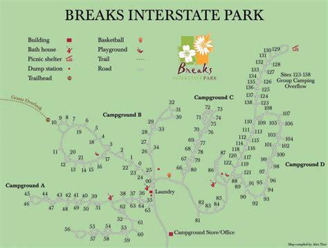 breaks interstate park   haysi va roverpass