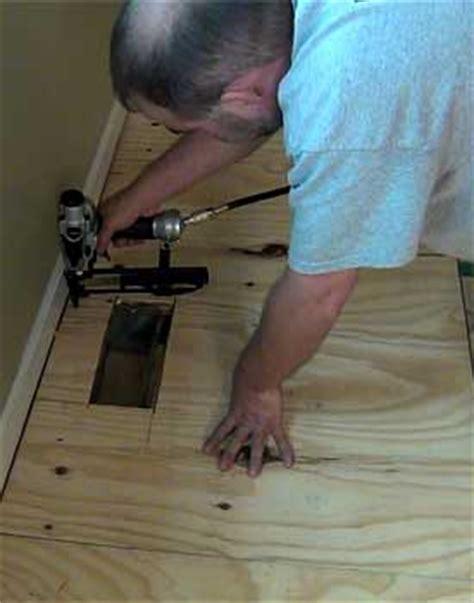 thin underlayment for vinyl tile subfloors for hardwood floors