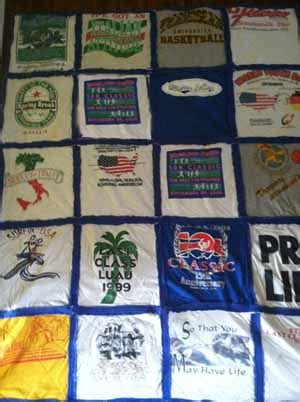 t shirt quilt diy how to make a t shirt quilt wellness