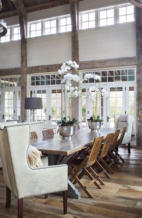 Dining Room Table Decor Ideas by 30 Gorgeous Modern Farmhouse Dining Room Ideas