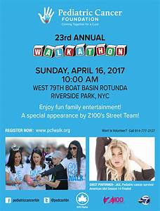 Pediatric Cancer Foundation Hosts 23rd Annual Walkathon on ...