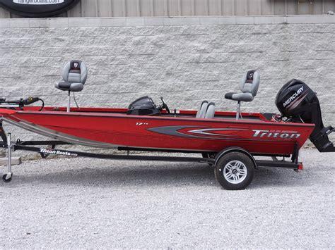New Triton Boats by New Triton 17 Tx Boats For Sale Boats