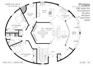 plans for homes gallery for gt monolithic dome homes floor plans