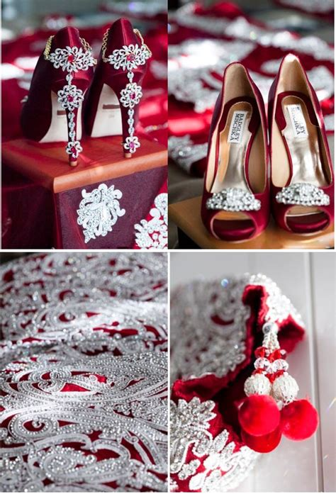 1000 Ideas About Red Bridal Shoes On Pinterest Bridal